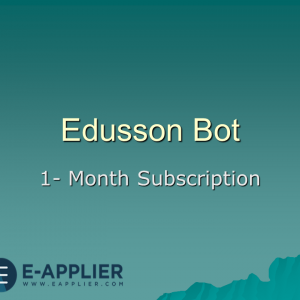 Edusson Bot 1-month