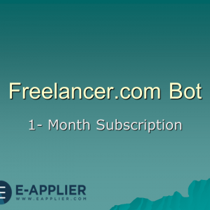 freelancer 1 month bot